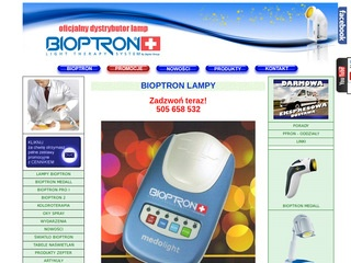 Bioptron od Zepter International Poland